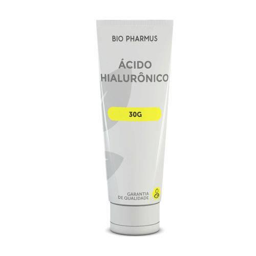 Ácido Hialurônico 1% Gel Creme 30g