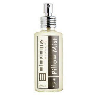 Água Perfumada Elemento Mineral - Pillow Mist Relax 120ml