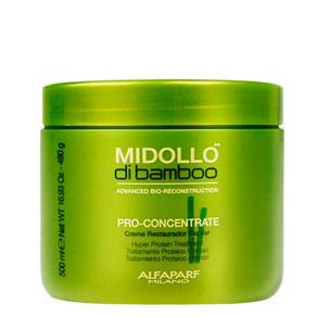 Alfaparf Máscara Midollo Di Bamboo Pro-Concentrate - 500ml