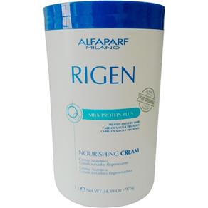Alfaparf Rigen Milk Protein Plus Nourishing Cream - 1l