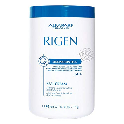 Alfaparf Rigen Milk Protein Plus Real Cream 1 Litro