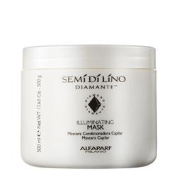 Alfaparf Semi Di Lino Diamante Illuminating Máscara 500 G