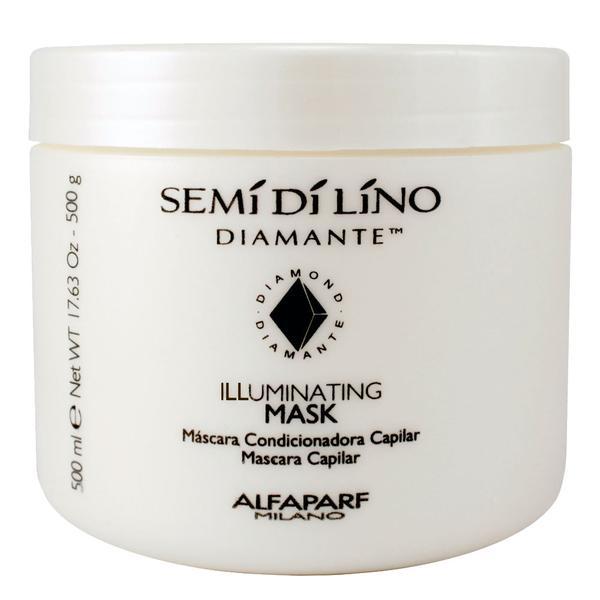 Alfaparf Semi Di Lino Diamante Illuminating Máscara 500ml