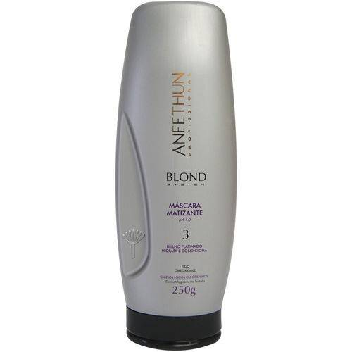 Aneethun Blond System Máscara Matizante 250ml