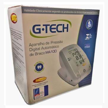 Aparelho de Pressão G-Tech Digital Braço