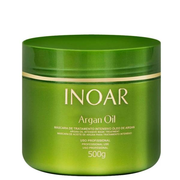 Argan Oil Inoar Máscara Tratamento 500g