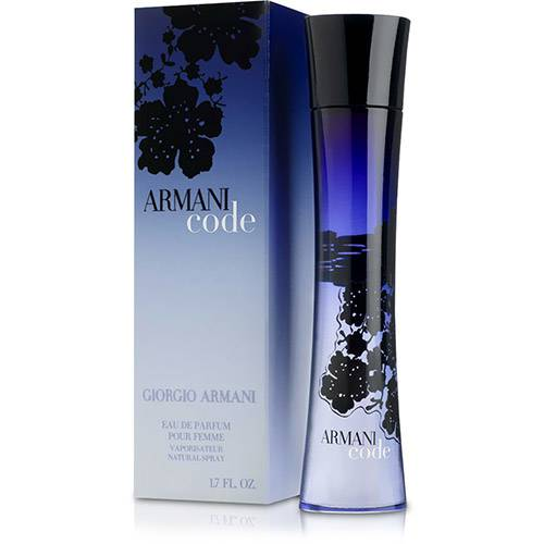 Armani Code Eau de Parfum Feminino 75ml - Giorgio Armani