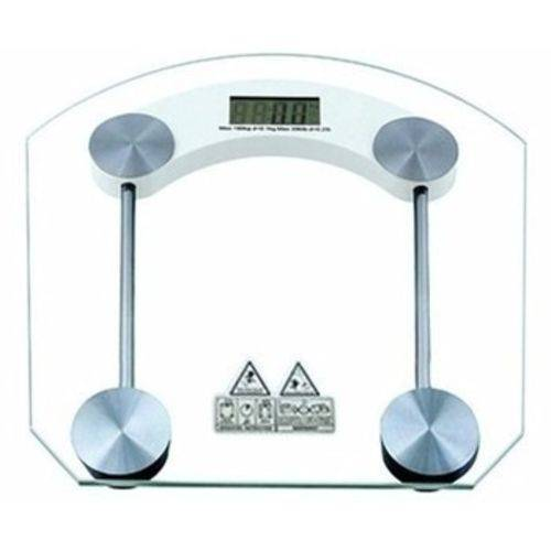Balança Digital Banheiro 180 Kg Casa Cozinha Uso Domestico