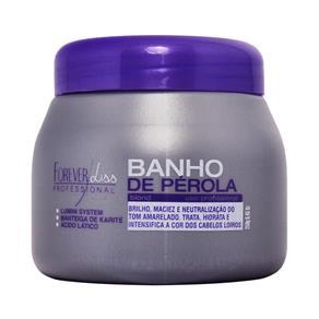 Banho de Pérola Blond - Forever Liss - 250 G