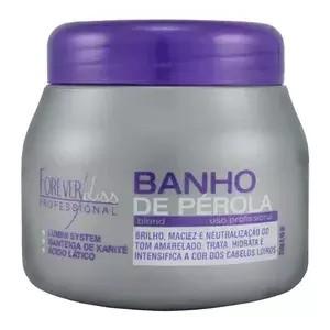 Banho de Pérola Forever Liss Máscara Hidratante 250G