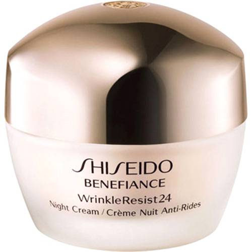 Benefiance Wrinkleresist 24 Night Cream Anti-rugas Shiseido 50ml