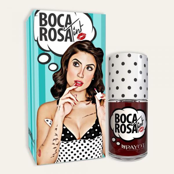 Boca Rosa Tint 10ml Vermelho Rosadinho Payot