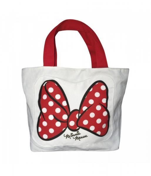 Bolsa Laço Minnie - Disney - Minas Presentes