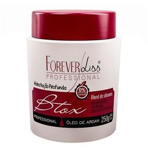 Botox Argan Forever Liss 0% Sem Formol Novo 250gr