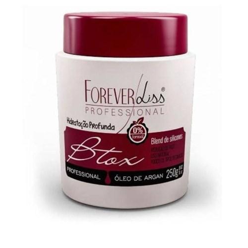 Botox Argan Oil 0% Formol Creme Alisante 250G Forever Liss
