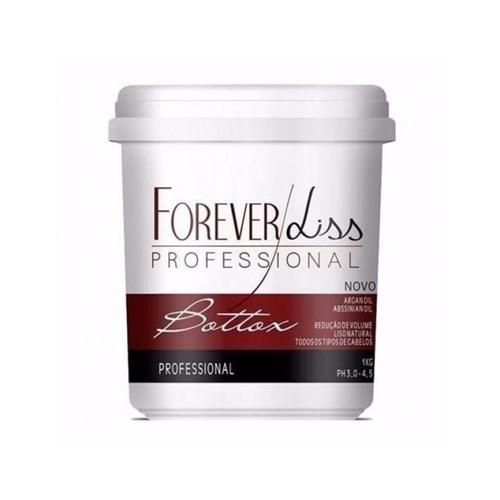 Botox Capilar Argan Oil 1000Gr Forever Liss