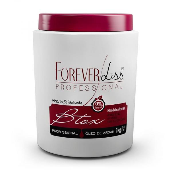 Botox Capilar Argan Oil Forever Liss 1kg