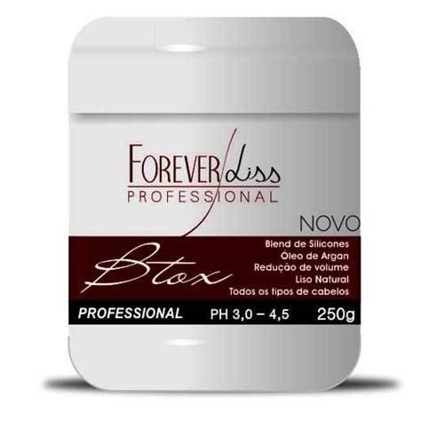 Botox Capilar Argan Oil Forever Liss 250g