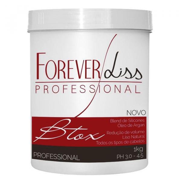 Botox Capilar Forever Liss Argan Oil 1000g