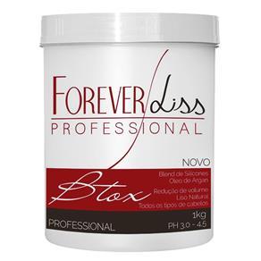 Botox Capilar Forever Liss Argan Oil