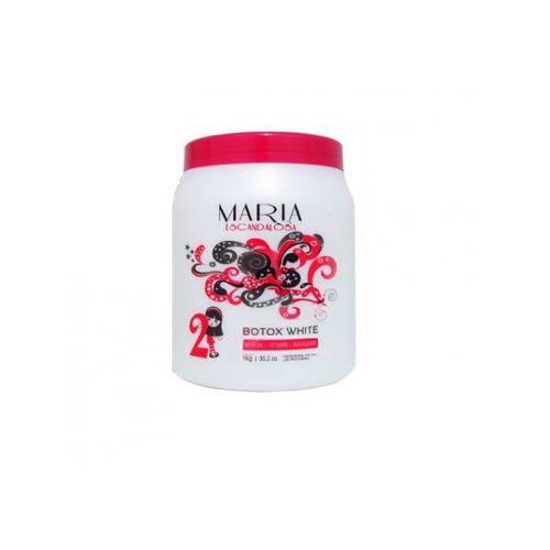 Botox White Maria Escandalosa Creme Alisante 1kg