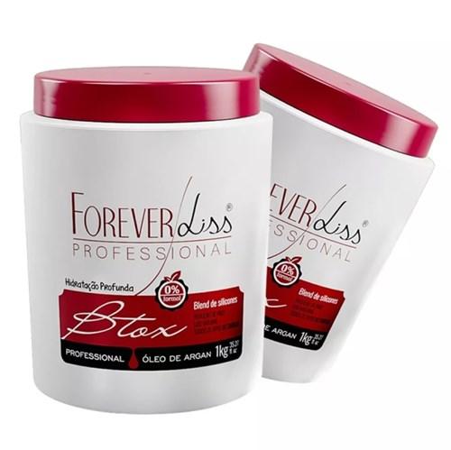 2 Btxx Capilar Argan Oil 1kg - Forever Liss