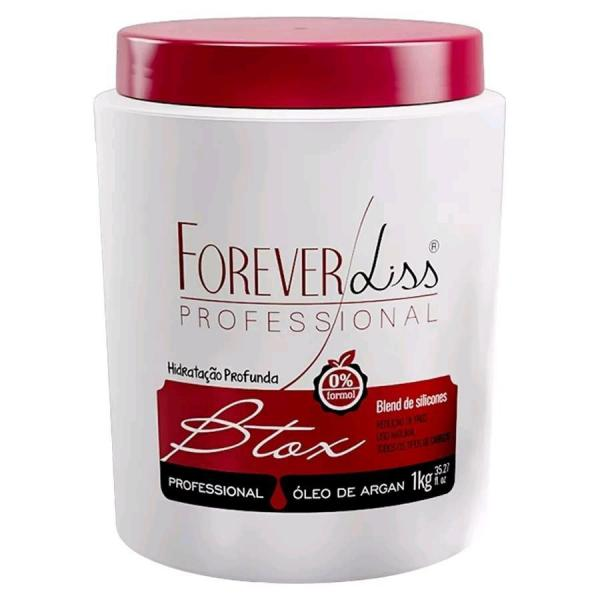 Btxx Capilar Argan Oil 1kg - Forever Liss