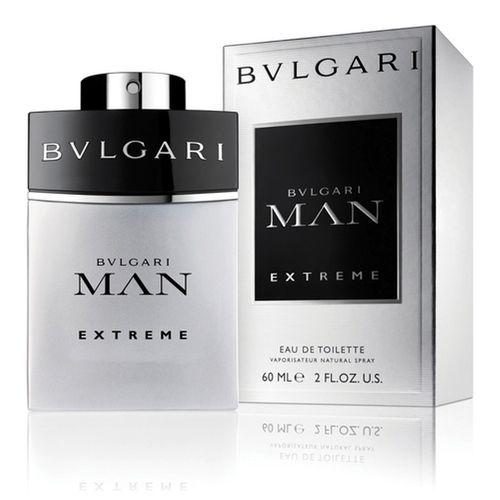Bvlgari Man Extreme Eau de Toilette Masculino 100 Ml