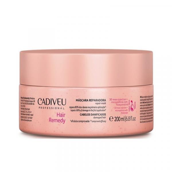 Cadiveu Hair Remedy Mascara Reparadora 200ml
