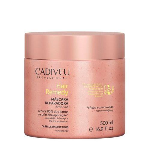 Cadiveu Hair Remedy Máscara Reparadora 500g