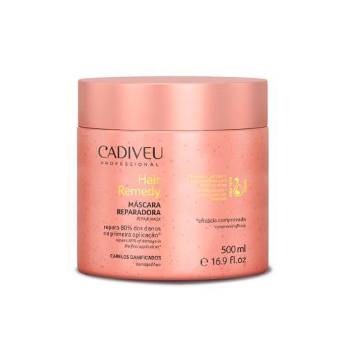 Cadiveu Professional Hair Remedy Máscara Reparadora 500ml