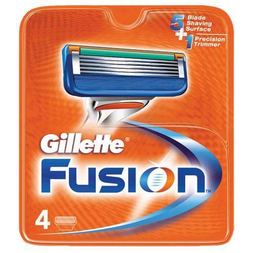 Carga Gillette Fusion