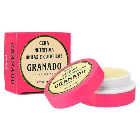Cera Granado Nutritiva Pink 7g