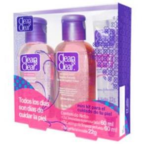 Clean & Clear Mini Kit Pele Regular