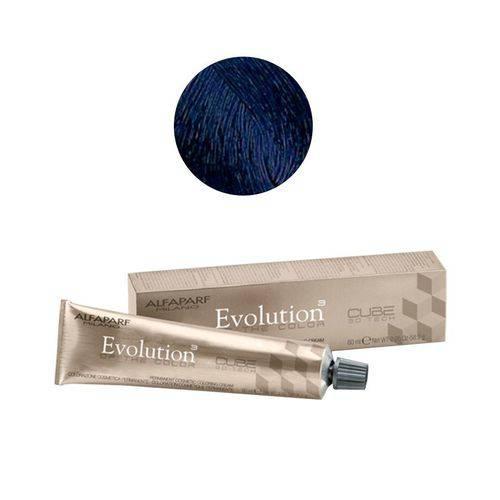 Coloração Alfaparf Evolution Azul - 7000
