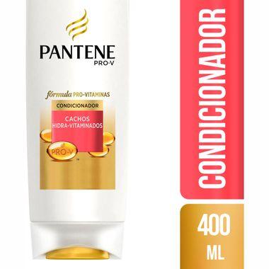 Condicionador Cachos Hidra-Vitaminados Pantene 400ml