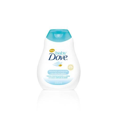 Condicionador Dove Baby Hidr Enriquecido 200ml