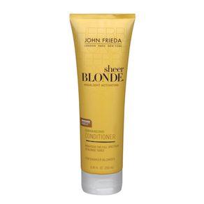 Condicionador John Frieda Sheer Blonde Highlight Activating For Darker Blondes 250ml