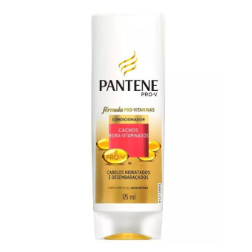 Condicionador Pantene Cachos Hidra Vitaminados 175 Ml