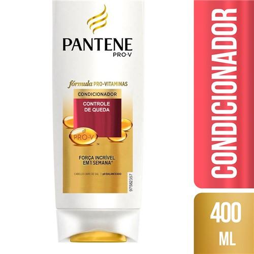 Condicionador Pantene Controle de Queda 400ml