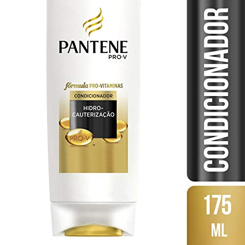 Condicionador Pantene Hidro-Cauterização, 175 Ml