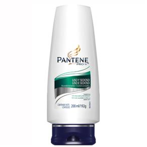 Condicionador Pantene Pro-V Liso e Sedoso - 200ml - 200ml