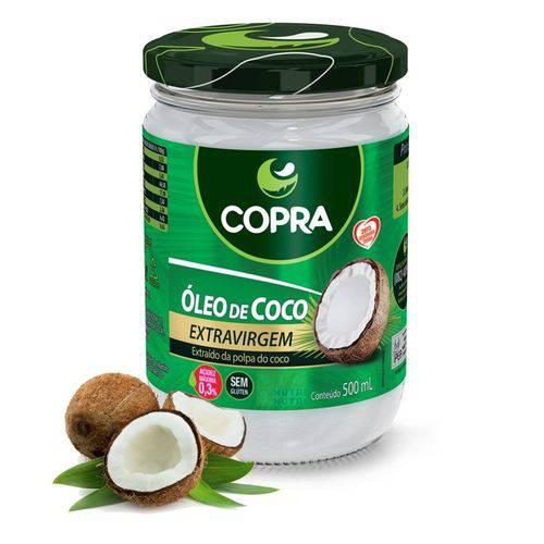 Copra Oleo de Coco 500ml