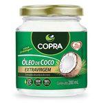 Copra Óleo de Coco Extravirgem 200ml