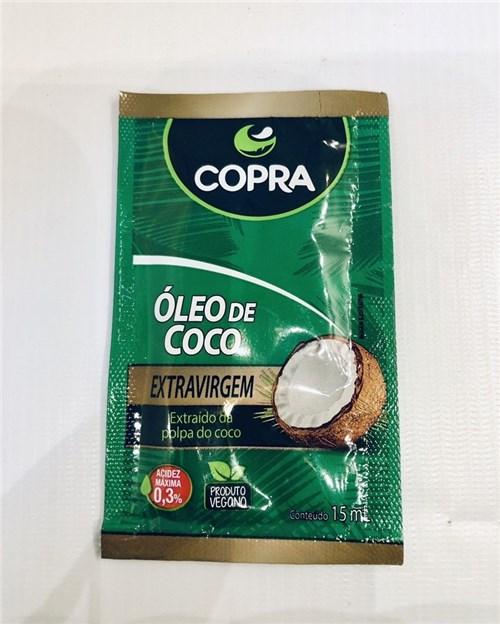 Copra Óleo de Coco Extravirgem 15Ml (Sachê)