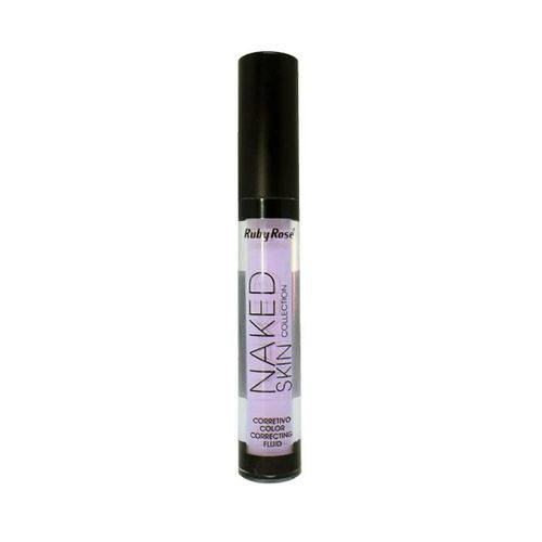 Corretivo Naked Skin Collection Ruby Rose Hb-8090