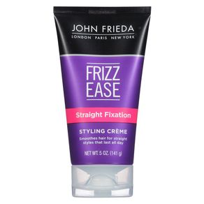 Creme Alisador John Frieda Frizz-Ease Straight Fixation 141g