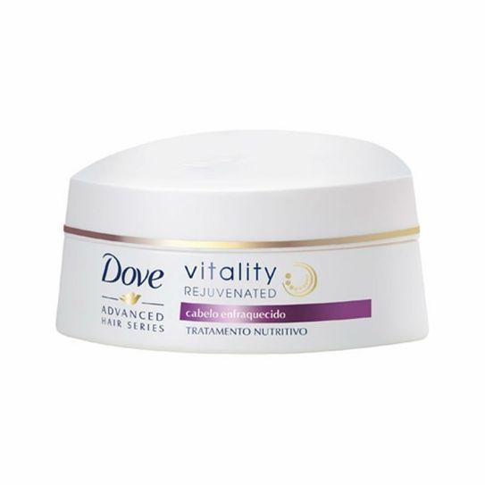 Creme de Tratamento Dove Advanced Vitality Rejuvenated 350g