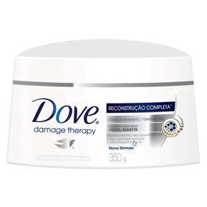 Creme de Tratamento Dove Reconstrução Completa - 350g