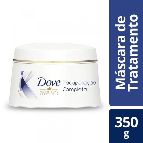 Creme de Tratamento Dove Reconstrução Completa 350g